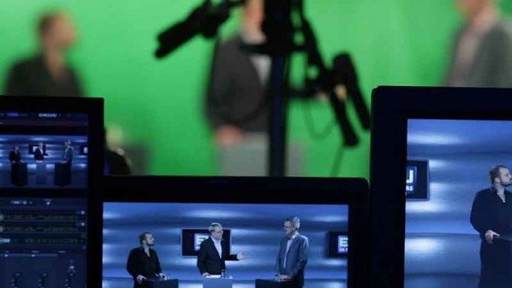 Green Screen Video Studio | TR8 Media, Newquay, Cornwall