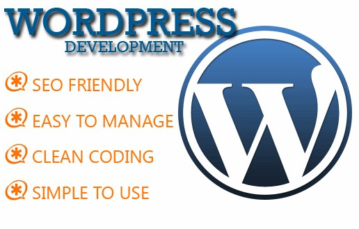 Wordpress Website development by TR8 Media