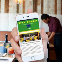 Viva Brazil, Australia