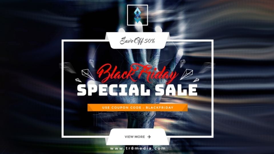 TR8 media – Black Friday Deals